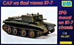 1-72-SPG-mount-on-BT-7-chassis