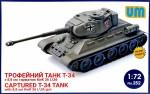 1-72-T-34-captured-tank-with-88-cm-KwK-36L-36-gun
