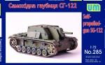 1-72-Self-propelled-gun-SG-122