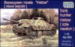1-72-Hetzer-WWII-German-tank-hunter-late