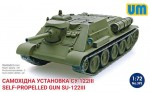 1-72-Self-propelled-artillery-gun-SU-122III