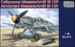 1-48-Me-109-air-weapons-and-equipment