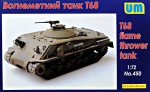 1-72-T68-Flame-thrower-tank