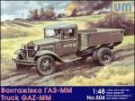 1-48-Truck-GAZ-MM