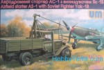 1-48-Airfield-starter-AS-1-with-soviet-fighter-Yak-1B