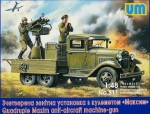 1-48-Quadruple-Maxim-AA-MG-on-GAZ-AA-chassis