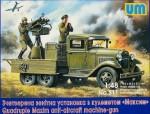 1-48-Quadruple-Maxim-AA-MG-on-GAZ-AA-chassis