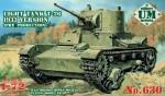1-72-T-26-light-tank-1933-version-pre-production