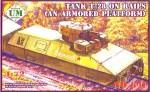 1-72-T-28-tank-on-rails-armored-platform