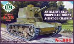 1-72-A-39-T-26-chassis-Soviet-self-propelled-gun