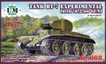 1-72-Tank-BT-7-experimental-with-762-mm-gun-limited-edition