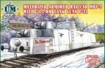 1-72-Motorized-Armored-Railcar-MBV-2-With-76-2-mm-Tank-Guns-F-34