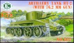 1-72-BT-2-Artillery-Tank-with-76-2-mm-Gun
