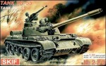 1-35-TO-55-Soviet-flame-thrower-tank