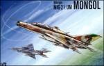 1-72-MiG-21-UM-MONGOL-Soviet-trainer-fighter