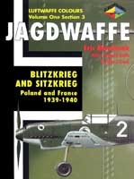 JAGDWAFFE-Vol-1-Section-3-Blitzkrieg-Sitzkrieg-Poland-and-France-1939-40