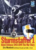 STURMSTAFFEL-1-Reich-Defence-1943-1944-The-War-Diary