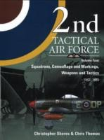 RARE-2ND-TACTICAL-AIRFORCE-SQUADRONS-CAMOUFLAGE-MARKINGS-WEAPONS-AND-TACTICS-1943-45-V-4