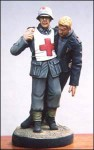 German-medic-and-casualty