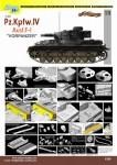 RARE-1-35-CyberHobby-Pz-Kpfw-Panzer-IV-Ausf-F-1-Vorpanzer