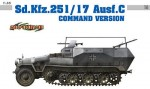 1-35-Sd-Kfz-251-17-Ausf-C-Command-Version