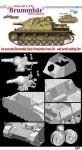 RARE-1-35-Stu-Pz-IV-Brummbar-Early-Production