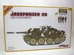RARE-1-35-Jagdpanzer-38-Mid-Production-+-figures-German-Elite-Infarty-Ardennes