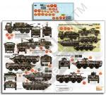 1-35-Russian-AFVs-in-Chechen-War-Pt-2-Zil-131-Kamaz-4310-BTR-80-BMP-1P-and-BTR-80A