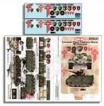 1-35-Lebanese-Force-Christian-Militia-AFV-Markings-T-54B-M113A1-etc