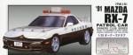 1-32-Mazda-RX-7-1991-Highway-Patrol-Car