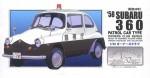 1-32-Subaru-360-1958-Patrol-Car