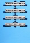 1-150-Keio-7000-Series-Old-Color-Aditional-4-Car-Set