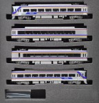 Nankai-10000-Series-Newly-Middle-Car-Formation-4-Cars-Set