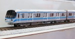 Yokohama-Municipal-Subway-3000-Series-3000R-Formation-6-Car-Set