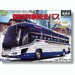 1-32-Isuzu-Gala-Hi-Decker-Kokusai-Kogyo-Bus-Pre-Painted-Body