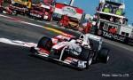 1-20-Sauber-C30-Monaco-Grand-Prix-w-Engine-Parts