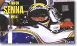 1-20-Ayrton-Senna-1994-Williams-FW16-Brazil-Grand-Prix-w-Driver-Figure