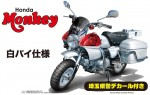 1-12-Honda-Monkey-Police-Motorcycle-Special-Version