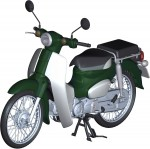1-12-Honda-Super-Cub-110-Tasmania-Green-Metallic