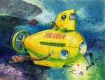 Vehicle-Arc-Submarine-Yellow