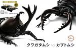 Living-Things-Arc-Stag-Beetle-vs-Beetle-Duel-Set-Special-Version