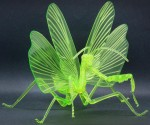 Living-Thing-Arc-Japanese-Giant-Mantis-Special-Specification-Clear-Green