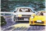 1-24-Toyota-AE86-Levin-Wataru-Akiyama
