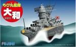 Chibi-Maru-Fleet-Yamato-with-Sample-Diagonal-Cutting-Plier-Set