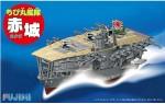 Chibi-Maru-Fleet-Akagi-with-Sample-Diagonal-Cutting-Plier-Set