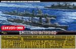 1-700-IJN-Kagero-Class-Destroyer-Shiranui-Akigumo-1941-2pcs-Special-Version