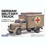 1-72-German-Military-Truck-Medical-Type-Sand-Camouflage