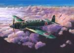 1-72-Nakajima-C6N-Reconnaissance-Aircraft-Saiun-Model-11-Model-11-Night-Fighter-Version-Saiun-Kai
