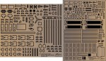 1-72-Ground-Self-Defense-Force-Type-81-Short-Range-Surface-To-Air-Missile-Shooting-Control-Device-Launcher-Genuine-Etching-Parts