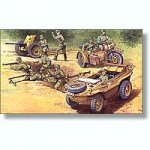 1-76-SchwimmWagen-a-BMW-motorcycle-with-sidecar-a-37mm-towed-gun-and-9-figures